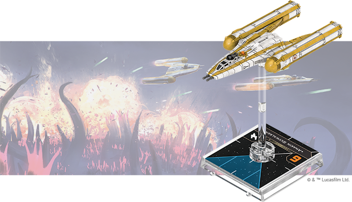 Image result for Star Wars X-Wing: 2nd Edition - BTL-B Y-Wing Expansion Pack
