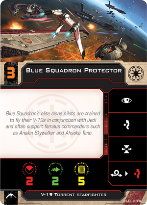 V-19 Blue Protector