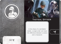 Swz tactical-officer upgrade