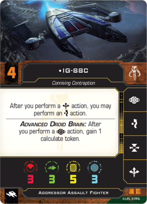 Aggressor IG 88C