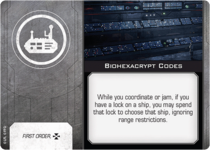 Biohexacrypt Codes
