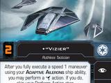 """""""Vizier"""""""