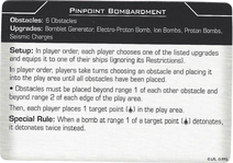 Pinpoint Bombardment