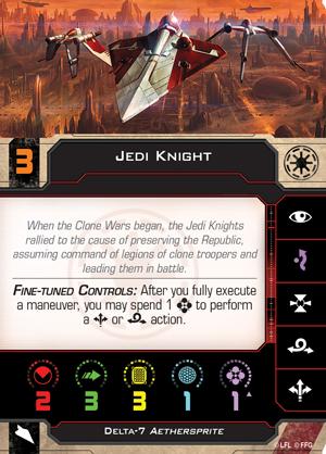 Delta-7 Jedi Knight