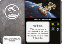 Swz55 thunderstrike card