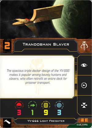 YV-666 Slaver