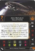 New Republic Volunteers