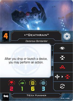 Punisher Deathrain