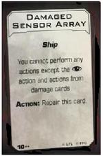 Damaged Sensor