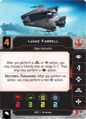 A-Wing Farrell