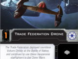 Trade Federation Drone