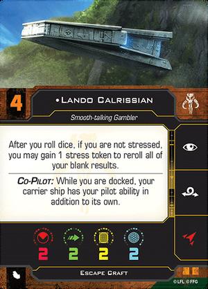 EscapeCraft Calrissian