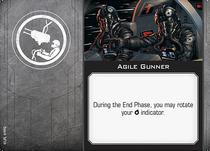 Agile Gunner