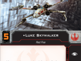 Luke Skywalker (T-65 X-Wing)