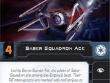 Saber Squadron Ace