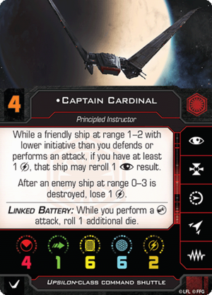 Upsilon CaptainCardinal