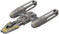 Ship BTL-A4 Y-Wing