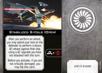 Swz66 stabilized-s-foils-open