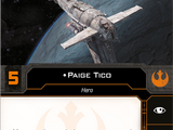 Paige Tico (MG-100 StarFortress)