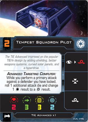 Advancedx1 Tempest