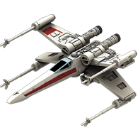 Ship - T-65 X-Wing
