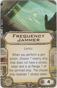 Frequency-jammer