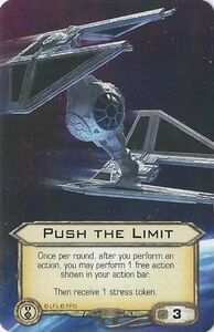 Push The Limit Alt Art
