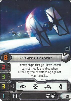 Omega Leader Alt
