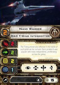 Nami-Raider-Front-Face
