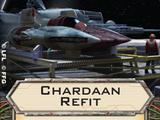 Chardaan Refit