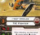 """Zeb"" Orrelios (TIE Fighter)"