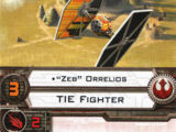 """Zeb"" Orrelios (TIE Fighter)"