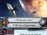 """""""Epsilon Ace"""""""