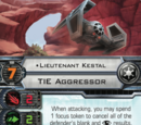Lieutenant Kestal