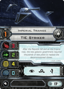 Imperial Trainee