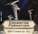 Crossfire Formation