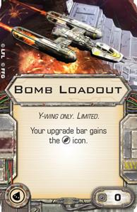 Bomb-loadout