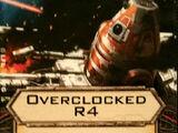 Overclocked R4