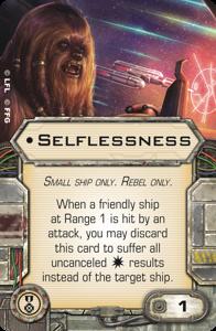 Swx64-selflessness