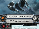 Onyx Squadron Escort
