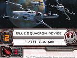 Blue Squadron Novice