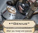 """""""Genius"""""""