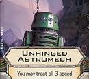 Unhinged Astromech