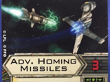 Adv. Homing Missiles