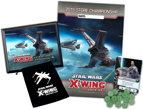 X-WING Set of 6 CHARGE TOKENS Promo FFG Deluxe wave 1 2018 Star Wars V2