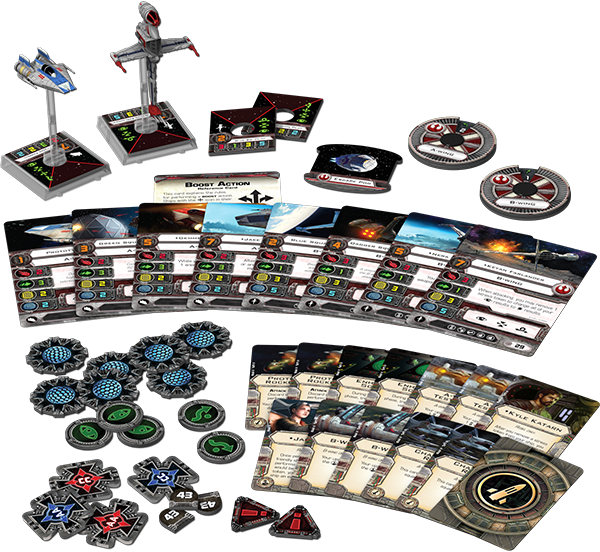RebelAces-components