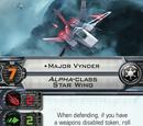 Major Vynder