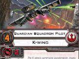 Guardian Squadron Pilot