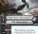 """Test Pilot """"Blackout"""""""