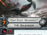 "Test Pilot ""Blackout"""